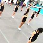 Dance routine gone wrong