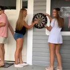 HMC While I Point to the Bullseye