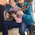 Lovely talent couple from Brazil! (Turn up the volume)