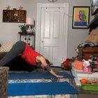 Yoga With a Toddler. How many days have we been inside now?!