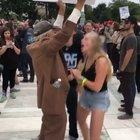 Where was the Mainstream Media when 2 teenagers harassed and assaulted an Old Man supporting Trump? 🧐