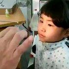 A leeches type parasite living in high land stream water make it way to a 6 years old Vietnamese little girl nose when she drank water from the stream. The parasyte has a size of a toothpick before sucking her blood