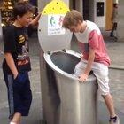 WCGW If I climb into a automatic garbage chute