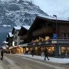 Just a regular day in Grindelwald, Switzerland.