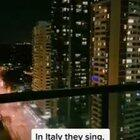 In Italy they sing, in Toronto they...