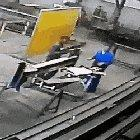 Working without a welding cap, WCGW?