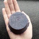This black bath bomb.