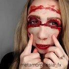This halloween makeup