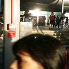 Punggol Mrt breakdown. Pandemonium and lots of people going to be late for work.