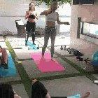 Gymnastics in the open air! [gif]