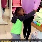 WCGW if you dance with a mannequin
