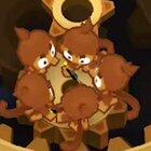 Happy dart monkey circle (audio)
