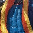 HMJB As I jump off this slide.