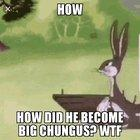 Guys is big chungus a transformer?? (Asking for a friend (that friend is kyle))